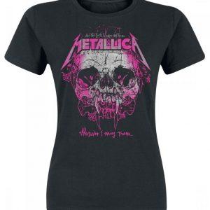 Metallica Wherever I May Roam T-paita
