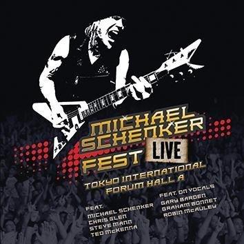 Michael Schenker Michael Schenker Fest Live DVD