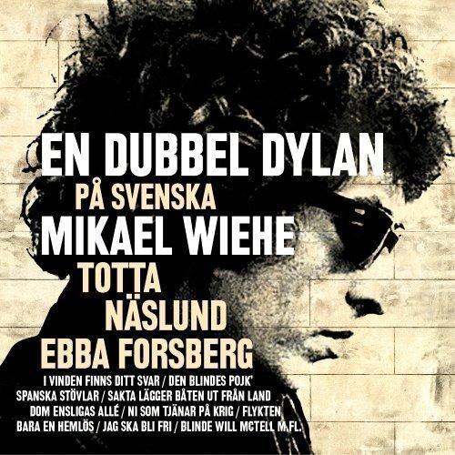 Mikael Wiehe - En dubbel Dylan på svenska (2CD)