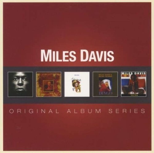 Miles Davis - Original Album Series (5CD)