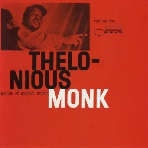 Monk Thelonious - Genius Of Modern Music Vol 2 (Lp)