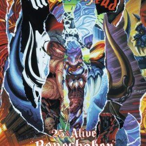 Motörhead 25 & Alive / Boneshaker DVD