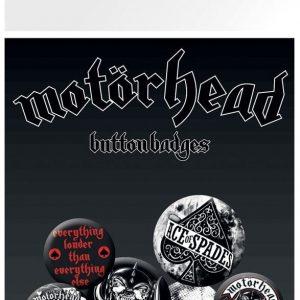 Motörhead Aces Rintanappisetti