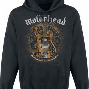 Motörhead Bass Guitar Huppari