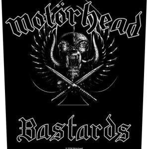 Motörhead Bastards Selkälippu 100% Polyesteria