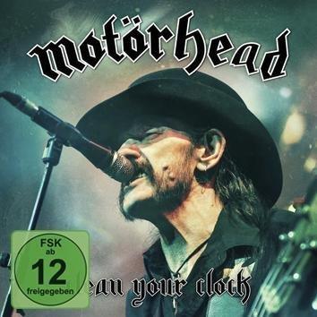 Motörhead Clean Your Clock Blu-Ray