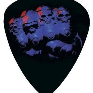 Motörhead Dunlop Album Art Pick Tin Plektrasetti