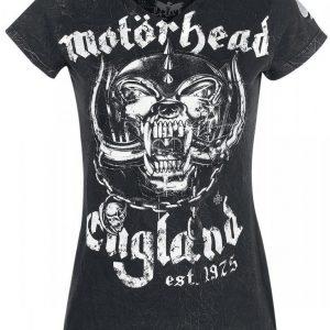 Motörhead Emp Signature Collection Naisten T-Paita