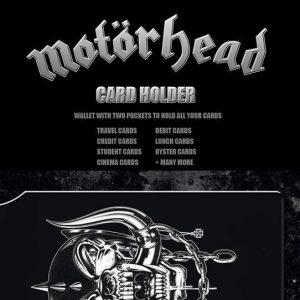 Motörhead England Kortinpidike