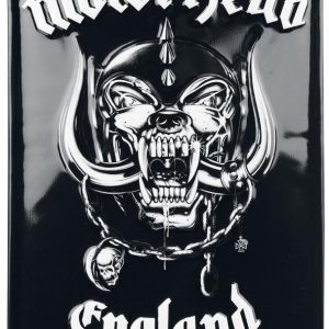 Motörhead England Peltikyltti