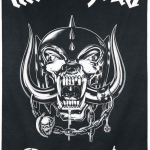 Motörhead England Seinälippu Musta