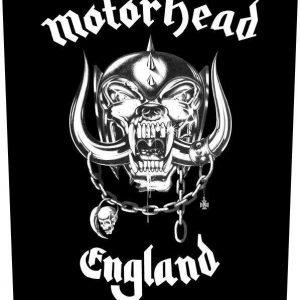 Motörhead England Selkälippu 100% Polyesteria