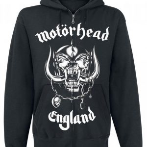 Motörhead England Vetoketjuhuppari