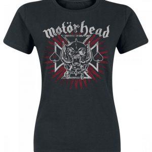 Motörhead Iron Cross 1975 T-paita