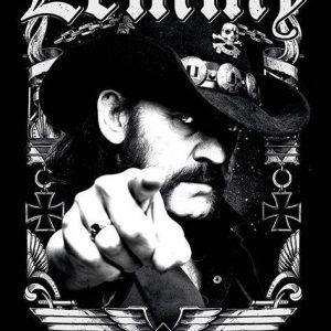 Motörhead Lemmy Dates Juliste Paperia