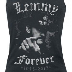Motörhead Lemmy Forever Naisten Toppi