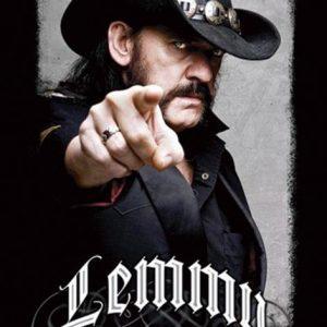 Motörhead Lemmy Kilmister Juliste Paperia