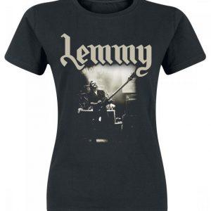 Motörhead Lemmy Lived To Win Naisten T-paita