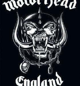 Motörhead Logo Kylpypyyhe Musta