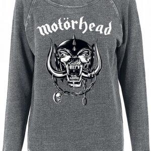 Motörhead Logo Naisten Pusero