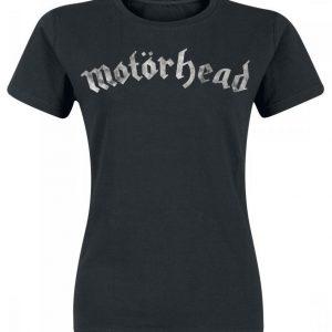 Motörhead Logo Naisten T-paita