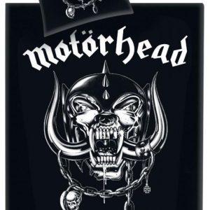 Motörhead Logo Vuodevaatteet Musta