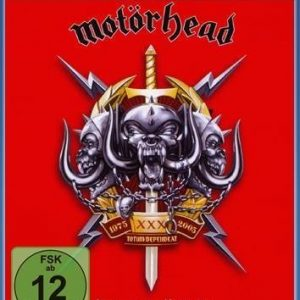 Motörhead Stage Fright Blu-Ray