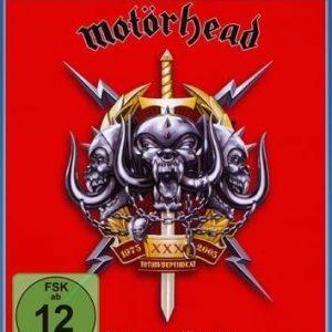 Motörhead Stage Fright Blu-Ray