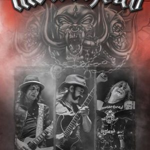 Motörhead The Wörld Is Ours Vol.I Everywhere Further Than Everyplace Else DVD