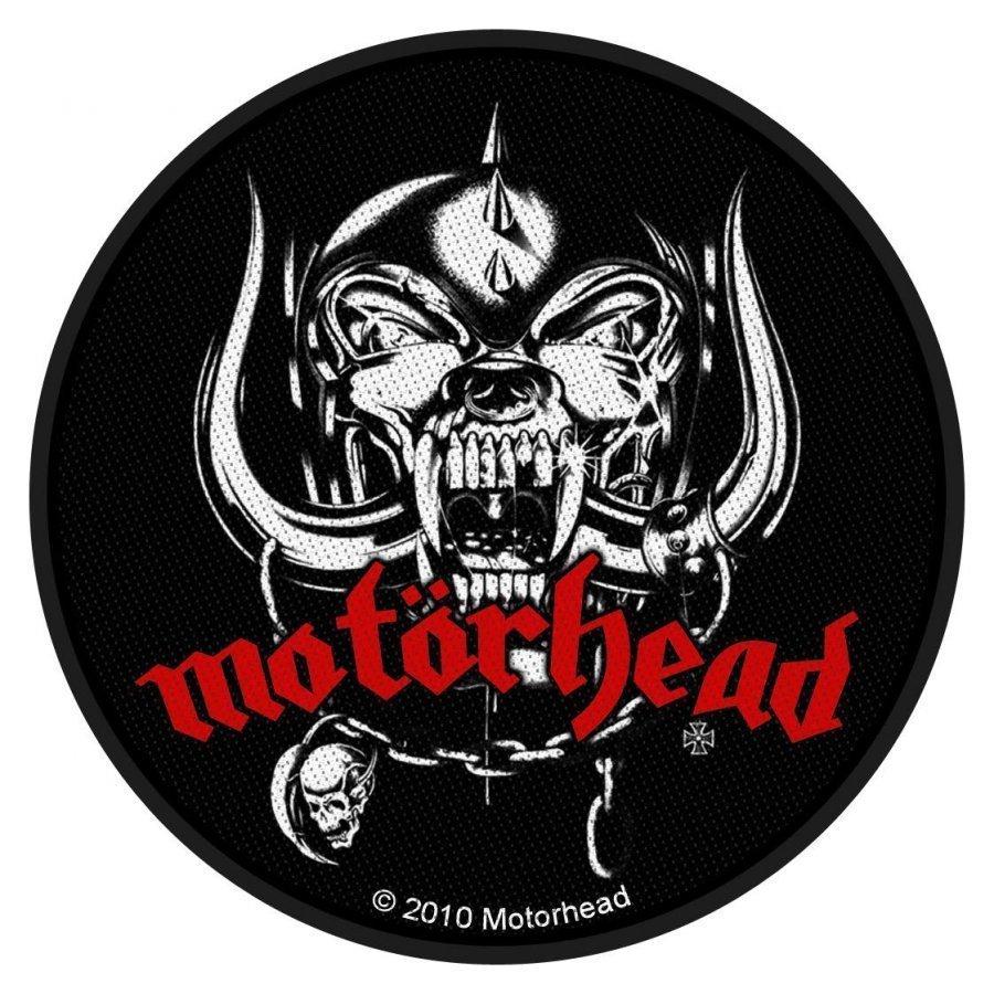 Motörhead Warpig Kangasmerkki 100% Polyesteria