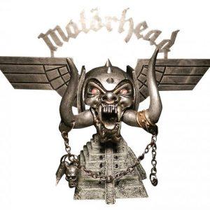 Motörhead Warpig-Patsas Veistokset Pvc:Tä