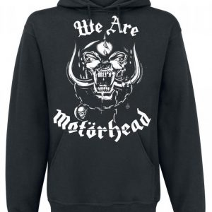 Motörhead We Are Motörhead Huppari