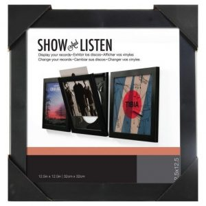 Music Accessories - LP-kehys / Show And Listen (1-pack)