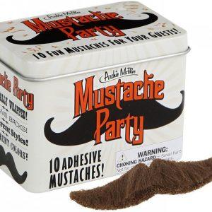 Mustache Party Pilailutuotteet