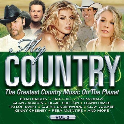 My Country - Vol 2 (2CD)