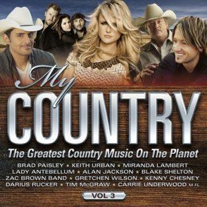 My Country - Vol. 3 (2CD)