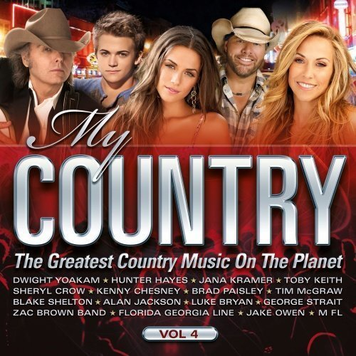 My Country - Vol. 4 (2CD)