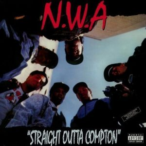 N.W.A - Straight Outta Compton - 20th Anniversary Edition