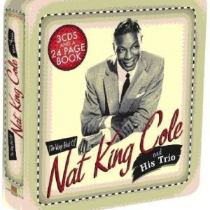 Nat King Cole - The Very Best of (3CD)