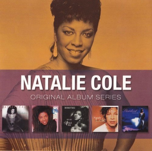 Natalie Cole - Original Album Series (5CD)
