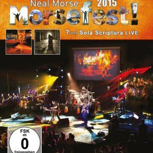 Neal Morse Morsefest 2015 Sola Scriptura And ? Live Blu-Ray
