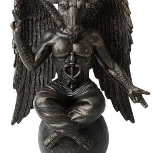 Nemesis Now Baphomet Antiquity Koristeartikkeli