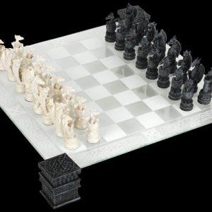 Nemesis Now Dragon Chess Set Shakkipeli