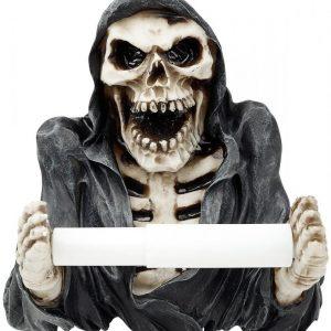 Nemesis Now Porta Rollo Reapers Revenge Wc-Paperiteline
