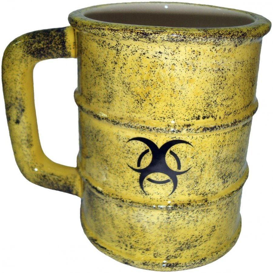 Nemesis Now Toxic Waste Mug Muki