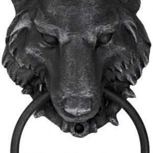 Nemesis Now Wild Wolf Door Knocker Koristeartikkeli