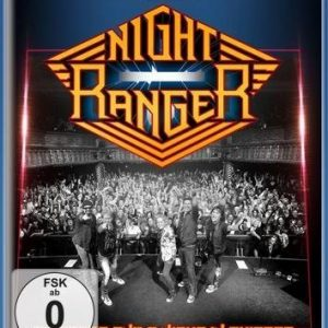 Night Ranger 35 Years And A Night In Chicago Blu-Ray