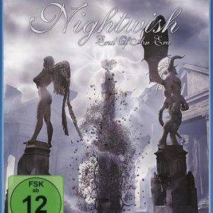Nightwish End Of An Era Blu-Ray
