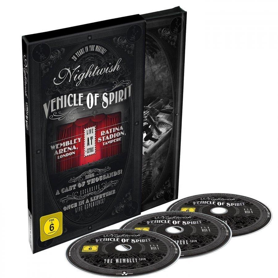 Nightwish Vehicle Of Spirit DVD