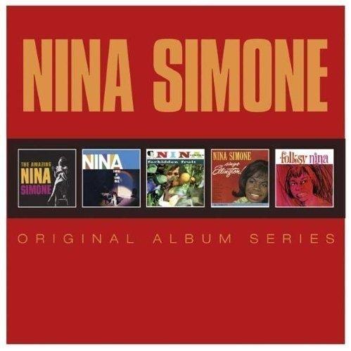 Nina Simone - Original Album Series (5CD)